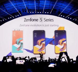 ASUS 發表 ZenFone 5 Lite、ZenFone 5、ZenFone 5z 有瀏海!
