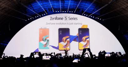 ASUS 發表 ZenFone 5 Lite、ZenFone 5、ZenFone 5z