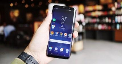 開箱手機界的單眼 Samsung Galaxy S9 實測分享,AR 虛擬人偶、拍照、超慢動作與 Bixby 都讓人滿意