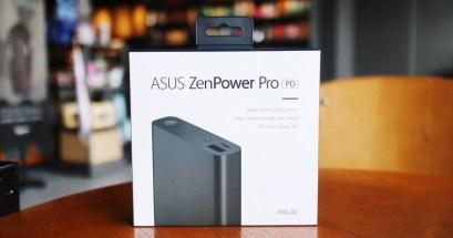 ASUS ZenPower Pro PD 筆電行動電源開箱推薦