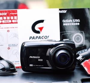 開箱 PAPAGO! GoSafe S70G 行車記錄器,擴充功能終於滿點!