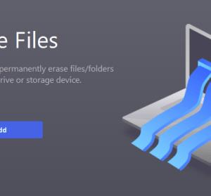 限時免費 AweEraser 4.0 檔案徹底抹除工具,救援軟體也沒得救