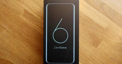 完整開箱評測 ASUS ZenFone 6 翻轉鏡頭手機
