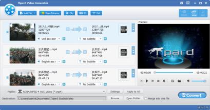 影音轉檔工具 Tipard Video Converter 好用嗎?具備哪些功能?