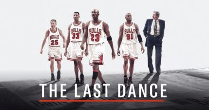 Michael Jordan 籃球之神 The Last Dance 最後一舞中文字幕線上看