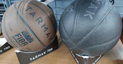 迪卡儂的 TARMAK 籃球好打嗎?哪個價位的球比較好?