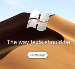Windows 10 字型美化技巧,MacType 提升整體文字的舒適度