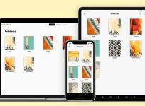 Zoho Notebook 跨平台雲端筆記工具,風格簡單使用方便!