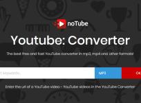 Notube 下載 YouTube 影片,支援 MP3 / MP4 HD 等 6 種影片格式下載,電腦手機瀏覽器隨開隨用