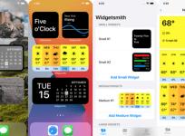 Widgetsmith 打造個性化 iPhone 桌面小工具,放圖片自訂文字都可以