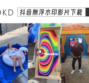 TIKTOKD 100% 無水印 TikTok 影片聲音下載器,電腦手機皆可使用!