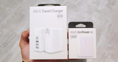 ASUS 48W 旅行充電器好用嗎?ZenPower 10000 PD 行動電源推薦媽?