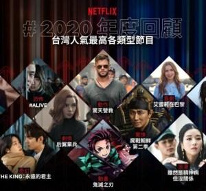 2020 Netflix 年度回顧最佳榜單!台灣兩部 《誰是被害者》 與 《女鬼橋》 揚名國際!