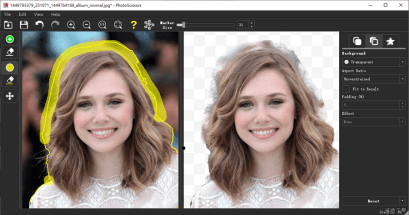 2021 Windows 與 Mac 雙平台去背工具 PhotoScissors 推薦