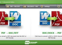 限時免費 PDF Conversa Professional 3.0 如何將 PDF 檔案轉換成 Word 文書檔案