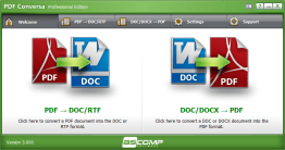 如何將 PDF 中的文字內容轉換成 Word 文書檔案呢?這是很多人想要的功能!這次限時免費的 PDF Conversa Professional 就具備了 PDF 轉 DOC 與 RTF 文書檔案格式的功能,此外也具備 DOC 與 DOC...