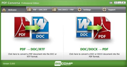 2021 PDF 轉 Word 工具有推薦的嗎?PDF Conversa 如何免費取得