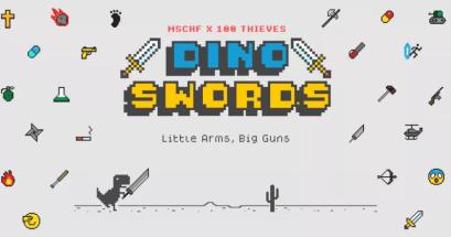 斷線小恐龍 Dino Swords 世界排名 等你前來挑戰