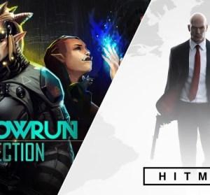 刺客任務 Hitman 間諜遊戲 / Shadowrun 科學奇幻角色扮演遊戲,限時免費下載