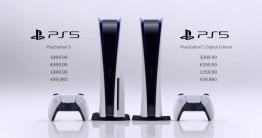 「PlayStation 5」在玩家們期待下終於確定於 2020 年 11 月 12 日 ( 四 ) 發售!對於像小編這樣熱衷於電視遊樂器的玩家,這絕對是一大喜訊,不過這次 SONY 出了 PS5 光碟機與數位版兩種機型,「PS5」光碟機版...