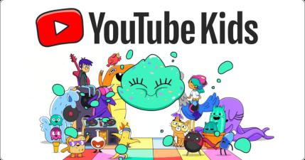 YouTube Kids 適合孩子觀看的兒童影音平台,讓孩子看的安全開心父母才安心
