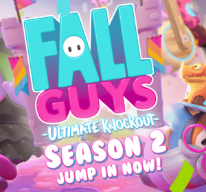 第二季《Fall Guys 糖豆人》好玩的障礙賽對抗以及全賽季 21 個皇冠等你來挑戰!