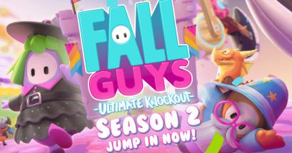 Fall Guys 糖豆人 中世紀淘汰賽 第二賽季開跑
