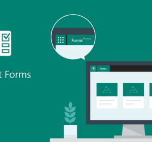 Microsoft Forms 除了企業用戶能用之外,現在也開放給所有人做使用囉!