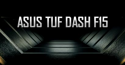 2021 TUF Gaming 系列新作,ASUS TUF DASH F15 功能、亮點一次看!
