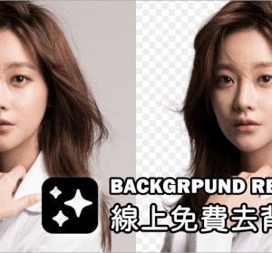 Background Remover 免費 AI 自動去背神器,在難的圖片都可完整去背!