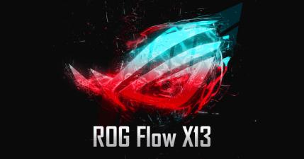 ROG Flow X13 行動電競筆電新品登場!更輕薄性能更強!