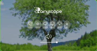 如何放鬆身心紓解壓力?Rainyscope 四季雨聲白噪音線上聽!