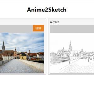 Anime2Sketch 免費線上圖片轉鉛筆素描工具,讓你隨時練習不求人!