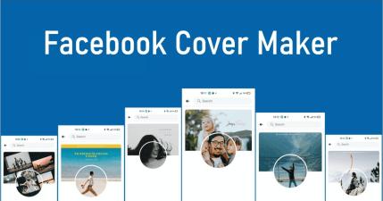 Facebook Cover Maker 臉書封面融合工具,輕鬆讓你的頭像與封面結合在一起!