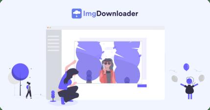 ImgDownloader 免費線上圖片下載工具,不僅可 Google 搜尋就連 IG 貼文都能下載!