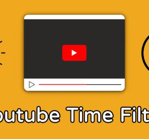 YouTube Time Filter 超好用的影片長度篩選工具,不管是 5、10、 60 分鐘以上都不是問題!