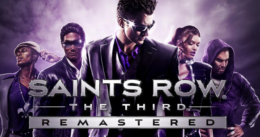 Saints Row The Third Remastered STEAM