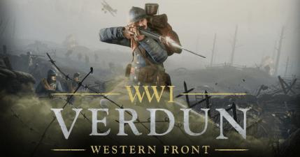 EPIC 本周限免活動!Verdun 大獲好評的戰爭射擊遊戲等你來拿!