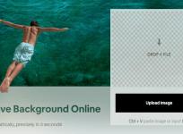 FocoClipping 超專業的線上免費去背工具,連陰影、背景都可加進去!