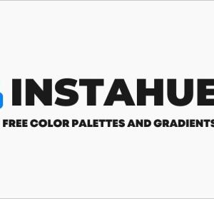 InstaHues 超實用的線上選色工具,讓你配色方面更加輕鬆!