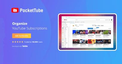 如何將 YouTube 訂閱頻道進行管理分類?PocketTube 超方便的頻道管理工具!