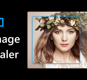 AI Image Upscaler 免費線上圖片放大工具,讓你放大 2 倍不失真!