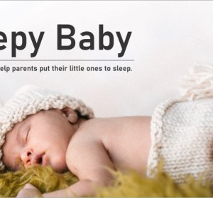 Sleepy Baby 寶寶最佳睡眠播放器,20 種助眠環境音效任你搭配!