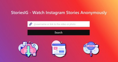 INSTAGRAM 美圖與影片如何下載?交給 StoriesIG 工具就對啦!