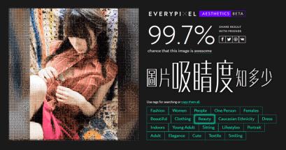 Everypixel 照片辨識