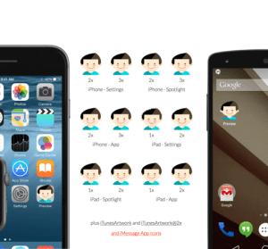MakeAppIcon 製作各種大小尺寸的 APP 圖示,iOS、Android 開發者必備工具