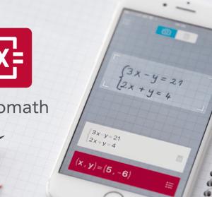 Photomath 用相機解方程式,這如果不給五顆星什麼才是五顆星!(iOS、Android)