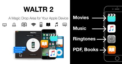 WALTR 2 如何不用 iTunes 傳音樂,跟第三方聽音樂 APP 說再見(Mac、Windows)