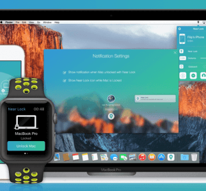 【Mac】 Near Lock 感應解鎖,iPhone 就是電腦的鑰匙(指紋、臉部辨識、距離感應)