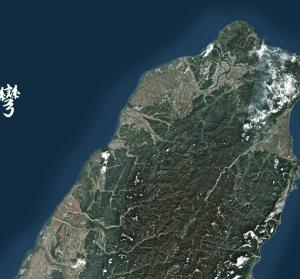 最美台灣地圖下載,價值 20 萬的地圖果然顏值爆高!